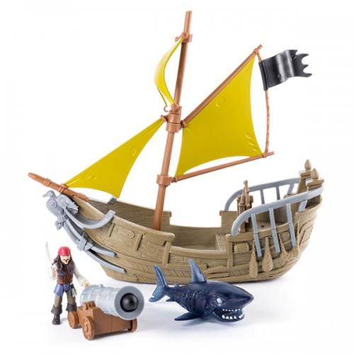 Корабль Джека Воробья