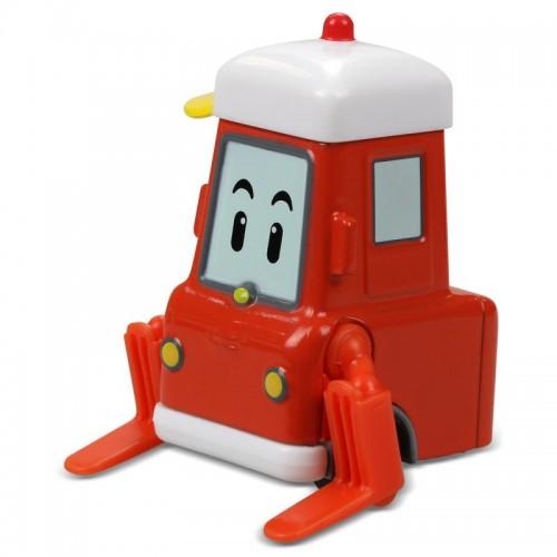Лифти металлическая машинка 6см Робокар Поли (Robocar Poli)