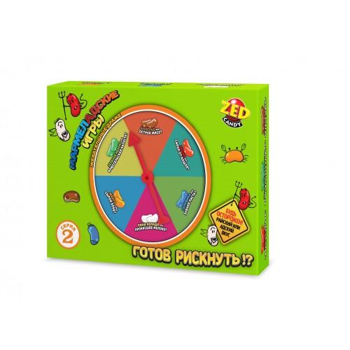 Мармеладские игры набор 2 серия, блок 1 шт. ZED