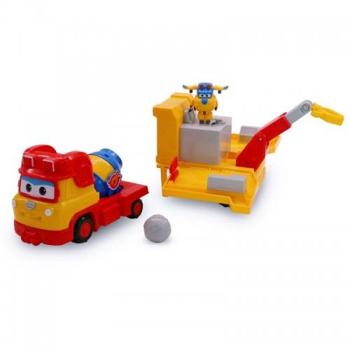 Машина Рэми с мини-трансформером Донни Супер Крылья (Super Wings)