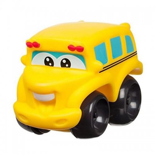 Машинка 10 см Школьный автобус Chuck and Friends
