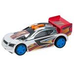 Машинка Hot Wheels свет+звук спойлер красная 13,5 см