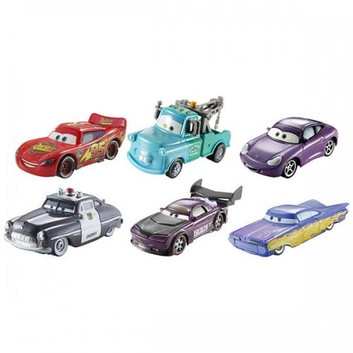 Машинка, меняющая цвет Cars (Тачки)