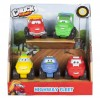 Машинки 5 см (набор 5 шт.) Chuck and Friends Jazwares 92745