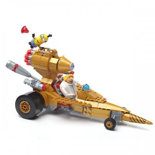 Mega Construx Гадкий Я: машина Дру Mega Bloks