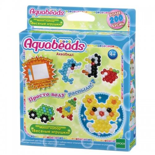 """Мини набор """"Веселые игрушки"""" Aquabeads"""