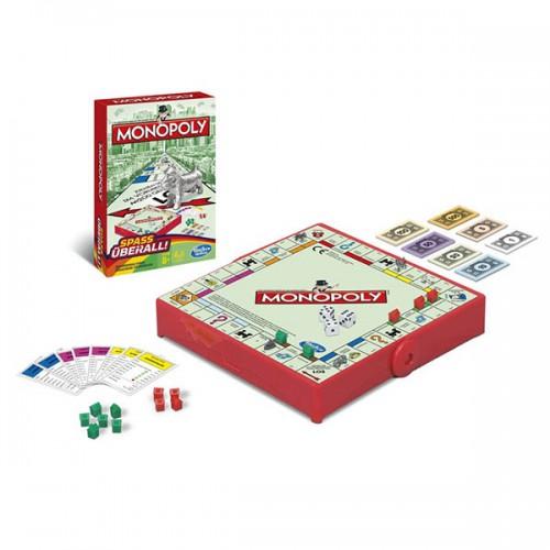 Монополия Дорожная версия Hasbro