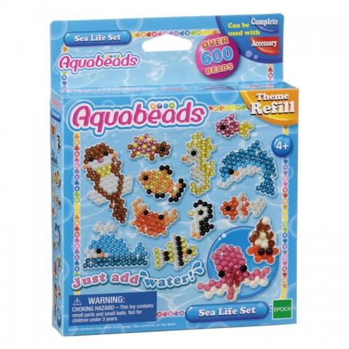 Морские животные Aquabeads