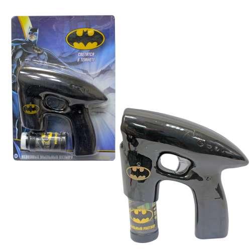 Мыльный пистолет светится в темноте Batman 1TOY