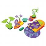 Набор аксессуаров для спальной комнаты (с фиолетовым ковром) Monchhichi