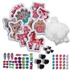 Набор для шитья, мягкие игрушки Sew Cool