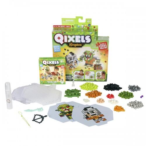 Набор для творчества Атака троллей Qixels