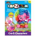 Набор для творчества - фигурка Обезьянка+ цветные резиночки Cra-Z-Loom