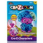 Набор для творчества - фигурка Щенок+ цветные резиночки Cra-Z-Loom