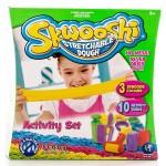 Набор для творчества игровой - масса для лепки и аксессуары Skwooshi