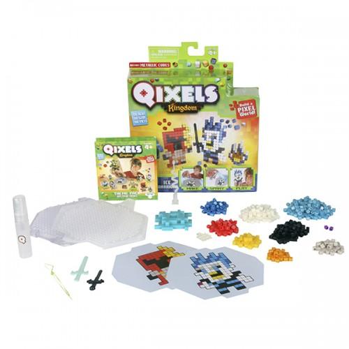 Набор для творчества Ледяные воины Qixels