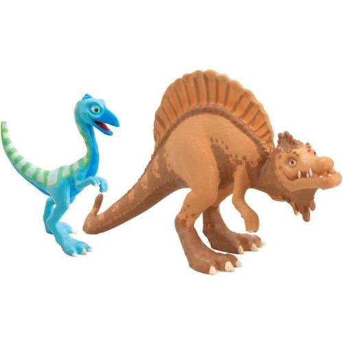 "Набор фигурок Старый Спинозавр и X-Ray Орен ""Поезд Динозавров"""