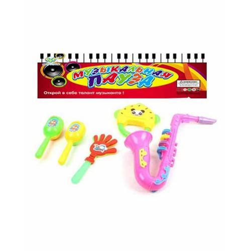 Набор музыкальных инструментов 20*26*5см S+S Toys