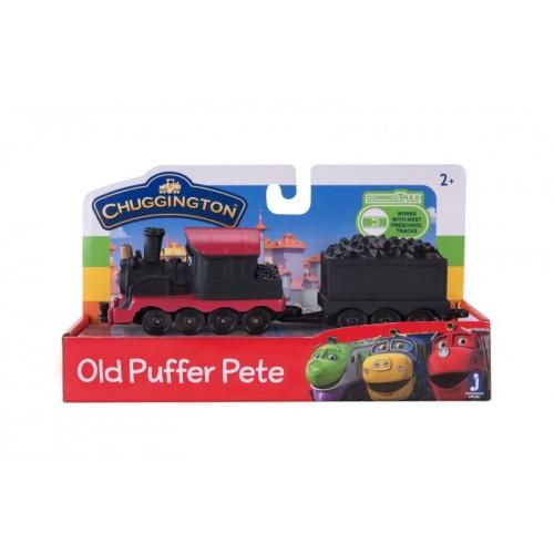 Набор «паровозик с вагончиком Пит» Chuggington