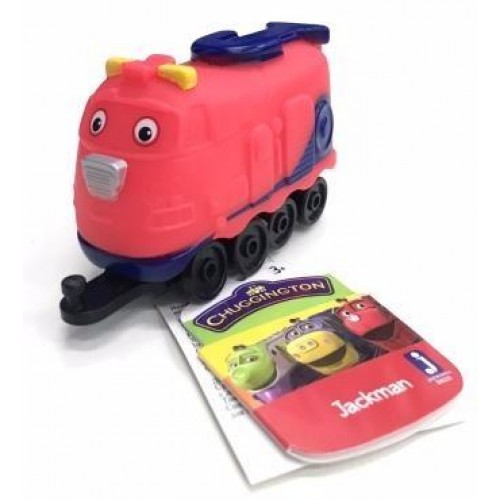 Паровозик Джекман Chuggington