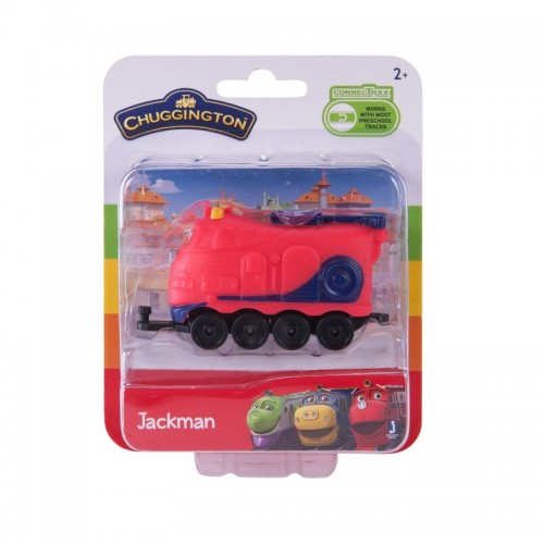 Паровозик в блистере Джекман Chuggington