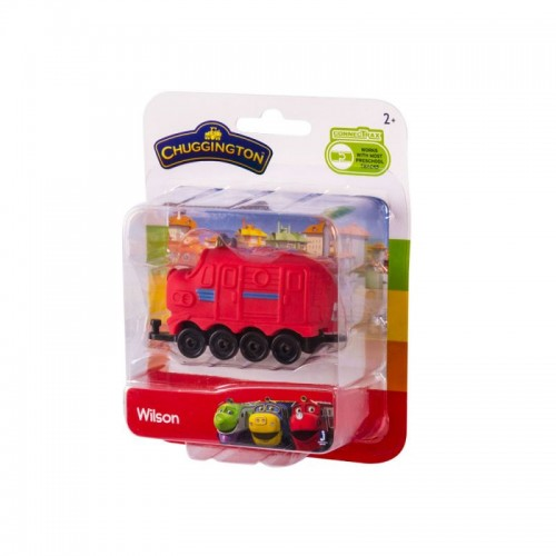 Паровозик в блистере Уилсон Chuggington