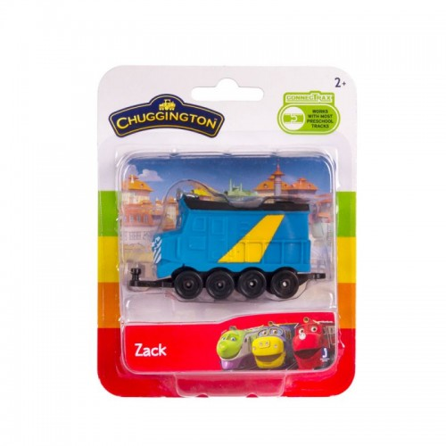 Паровозик в блистере Зак Chuggington