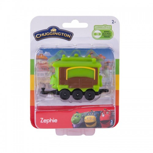 Паровозик в блистере Зефи Chuggington