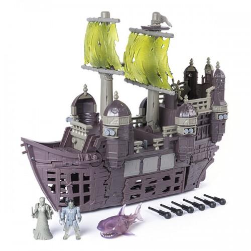 Пиратский корабль Немая Мария (Silent Mary)