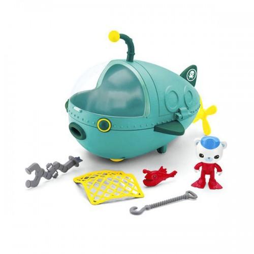 Подводная лодка GUP-A Октонавты