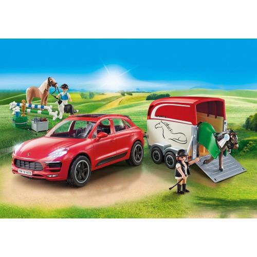 Porchche:Porsche Macan GTS Playmobil