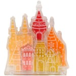 Princess Игровой набор детской декоративной косметики в замке Markwins