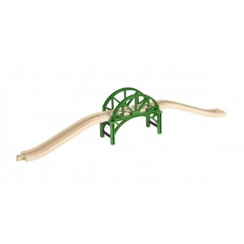"""""""Арочный мост"""" с возможностью наращивания, 4 эл. BRIO"""