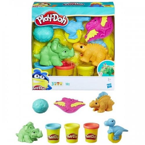 """""""Малыши-Динозаврики"""" Play Doh (Плей До)"""