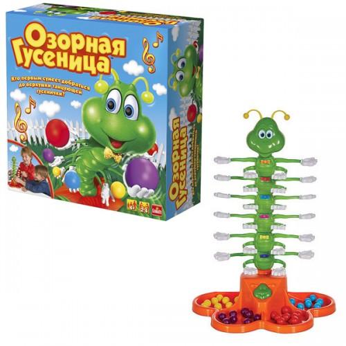 """""""Озорная гусеница"""" игра интерактивная Goliath"""