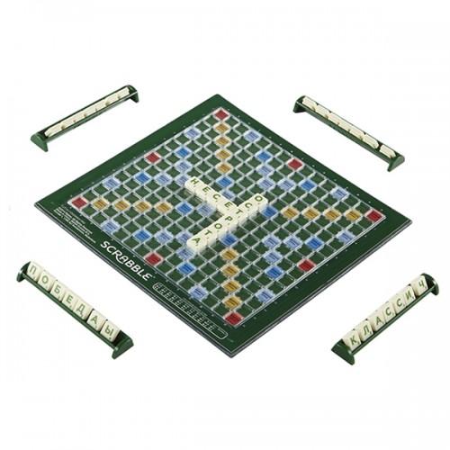 Scrabble Travel Refresh Скрабл дорожная версия Mattel