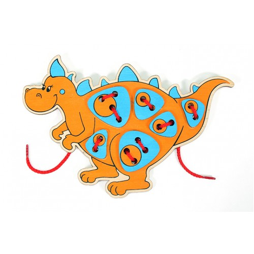 Шнурозаврик-2 WOODY
