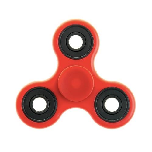Спиннер-антистресс 7 см красный Gyro