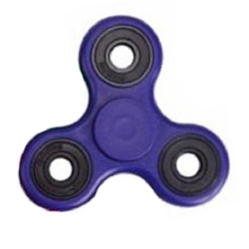 Спиннер-антистресс 7 см синий Gyro