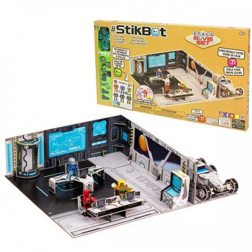 Stikbot Набор Космическая станция