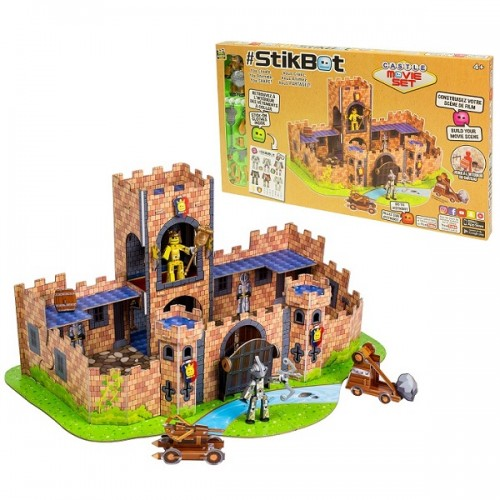 Stikbot Набор Замок
