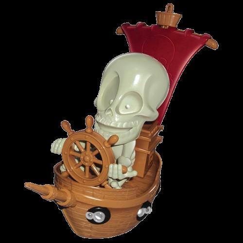 Тир проекционный Джонни-Пират с 1 бластером Johnny the Skull Fotorama