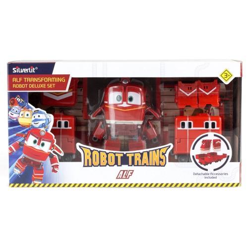 Трансформер Альф (делюкс) Robot Trains