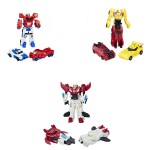 Трансформеры Роботы под прикрытием: Крэш-Комбайнер Hasbro