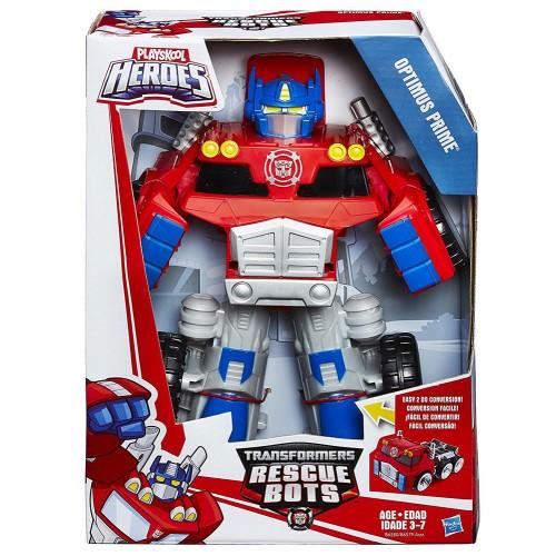 Трансформеры спасатели Мегабот Hasbro