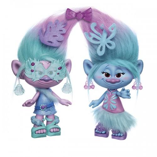 Тролли Модные близнецы Trolls