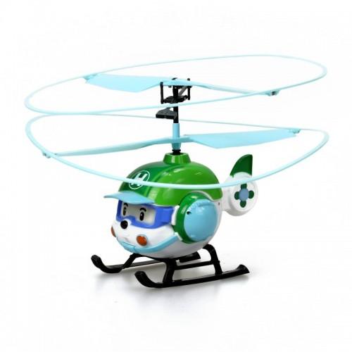 Вертолет Хэли на ИК Робокар Поли (Robocar Poli)