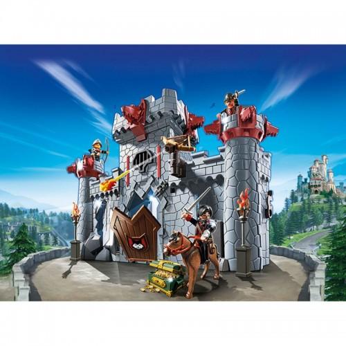 Возьми с собой: Черный замок Барона Супер4 Playmobil (Плеймобил)