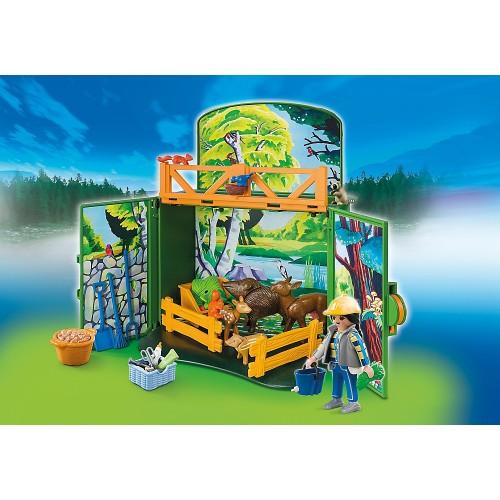 Возьми с собой: Лесные животные Playmobil (Плеймобил)