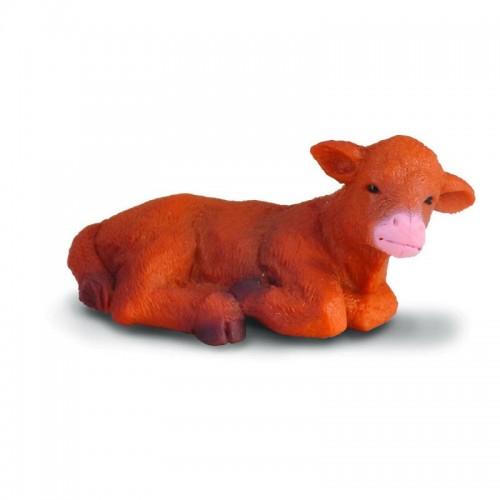 Высокогорный теленок , S фигурка Collecta Gulliver